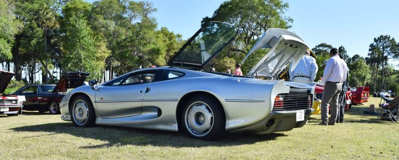 Kiawah 2016 Highlights - 1994 Jaguar XJ220  3