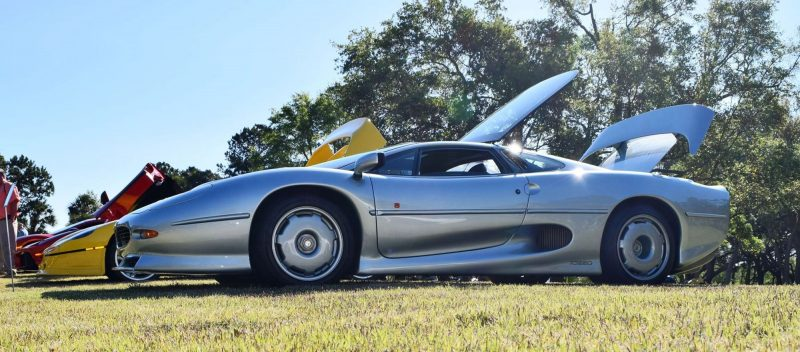 Kiawah 2016 Highlights - 1994 Jaguar XJ220  7