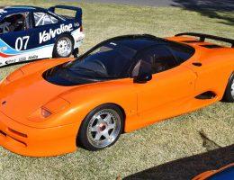 Kiawah Concours 2016 – 1990 Jaguar R9R aka XJR-15