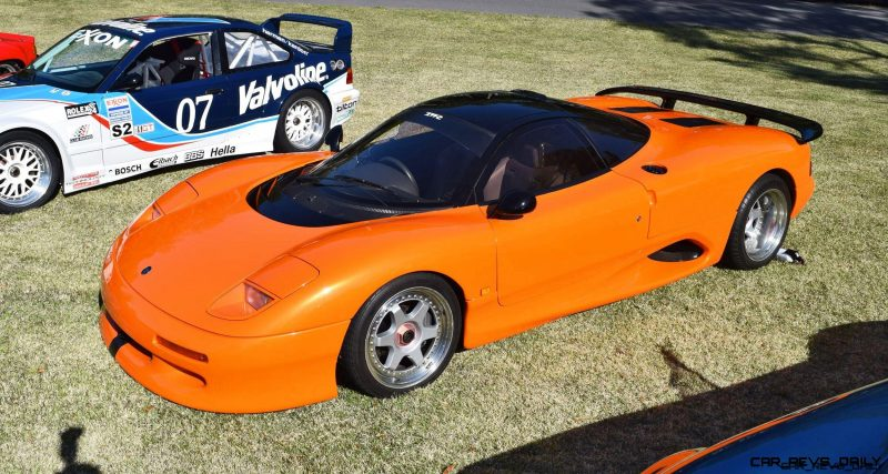 Kiawah Concours 2016 - 1990 Jaguar R9R aka XJR-15 10
