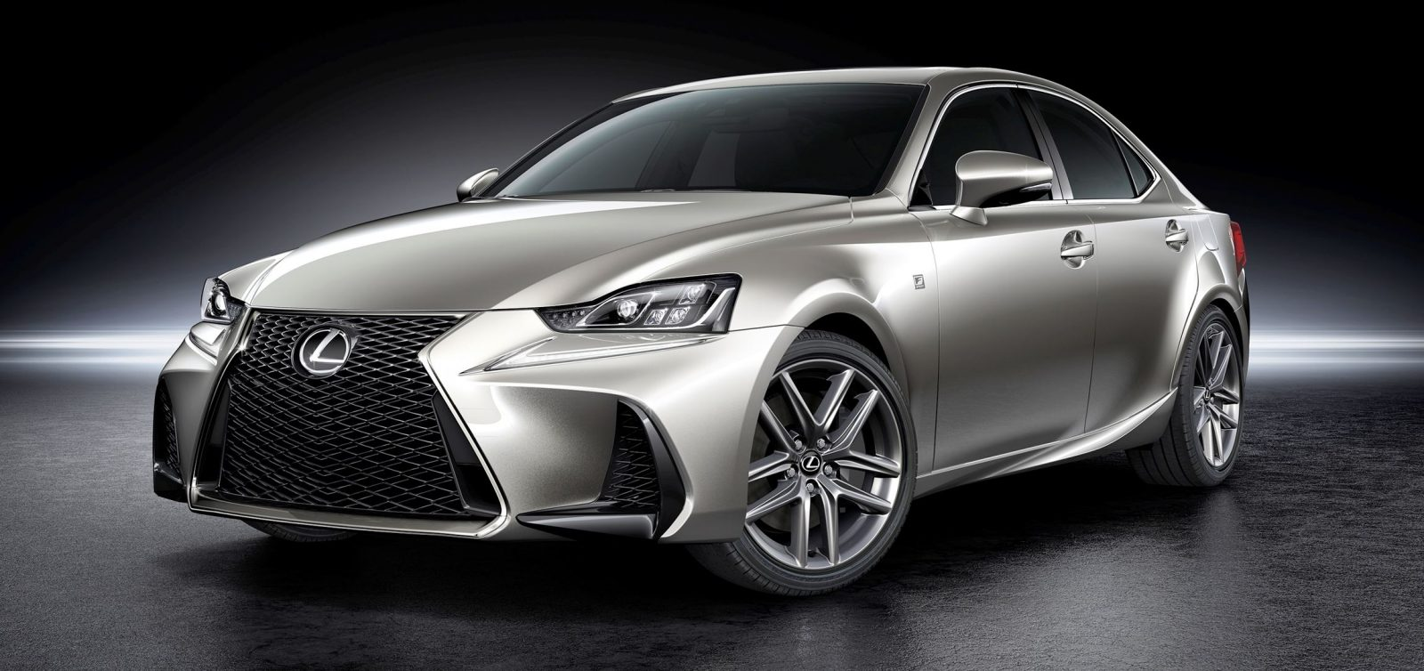 2017 lexus is preview new noses wilder f sport upgrades and quicker sprint pace. Black Bedroom Furniture Sets. Home Design Ideas