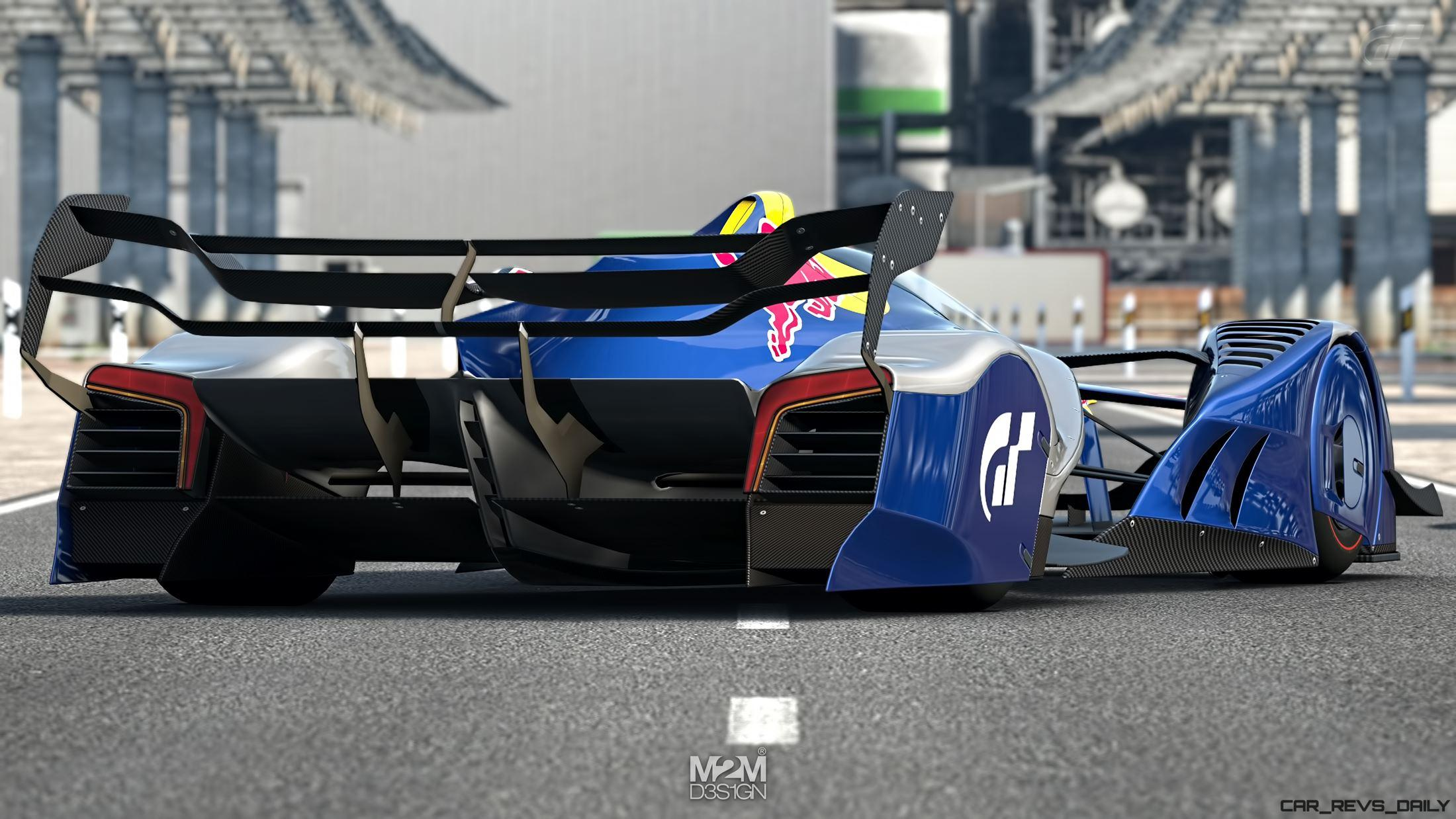 gran turismo red bull x2014 fan car genius racer now in 4d desktop size car shopping. Black Bedroom Furniture Sets. Home Design Ideas