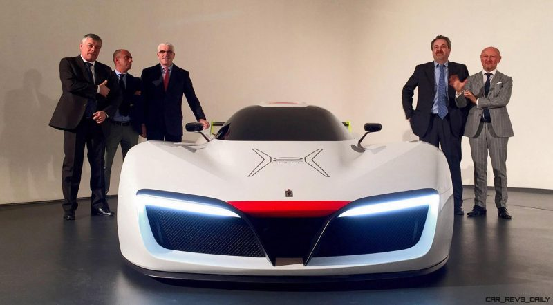 Pininfarina H2 Speed 1