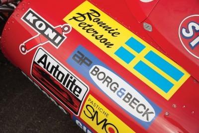 RM Monaco 2016 - 1971 March 711 F1 Car 16
