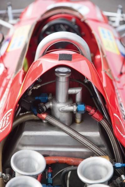 RM Monaco 2016 - 1971 March 711 F1 Car 24