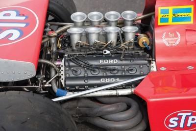RM Monaco 2016 - 1971 March 711 F1 Car 25