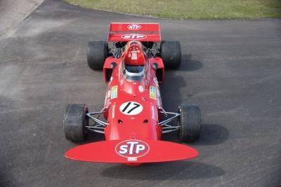 RM Monaco 2016 - 1971 March 711 F1 Car 26