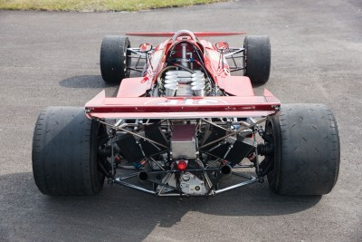 RM Monaco 2016 - 1971 March 711 F1 Car 27