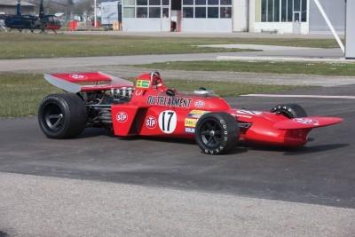 RM Monaco 2016 - 1971 March 711 F1 Car 28