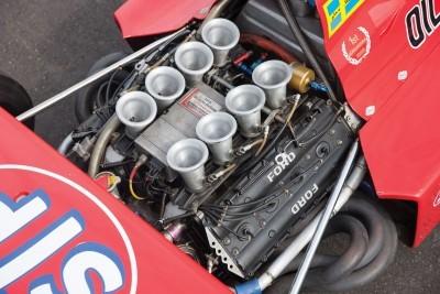 RM Monaco 2016 - 1971 March 711 F1 Car 3