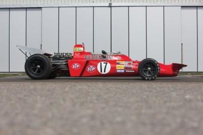 RM Monaco 2016 - 1971 March 711 F1 Car 5