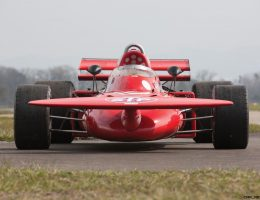 RM Monaco 2016 – 1971 March 711 F1 Car – Scored Second-Place in Monaco Gran Prix
