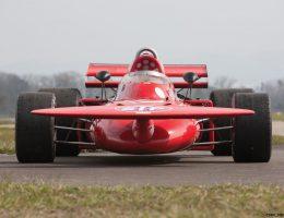 RM Monaco 2016 – 1971 March 711 F1 Car – Scored Second-Place in Monaco Gran Prix