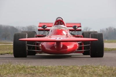 RM Monaco 2016 - 1971 March 711 F1 Car 8
