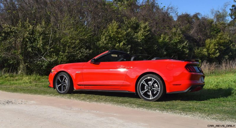Red 2016 Ford Mustang GT California Special 1