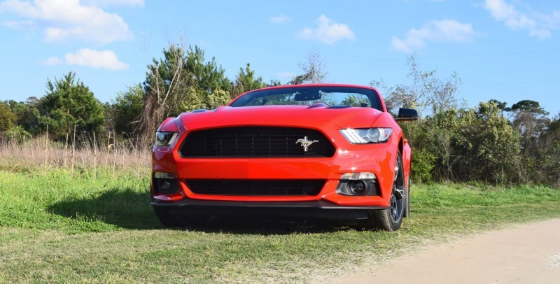 Red 2016 Ford Mustang GT California Special 7
