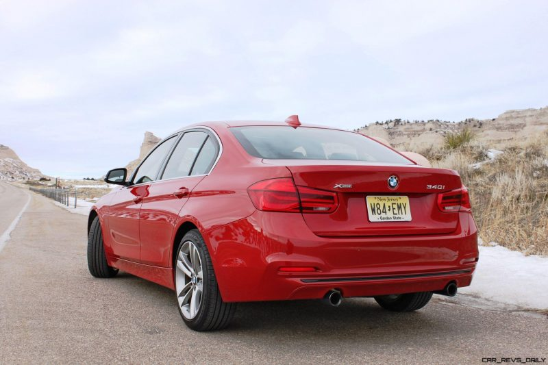 Road Test Review - 2016 BMW 340i xDrive - By Tim Esterdahl 1