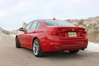 Road Test Review - 2016 BMW 340i xDrive - By Tim Esterdahl 2