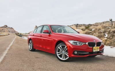 Road Test Review - 2016 BMW 340i xDrive - By Tim Esterdahl 8