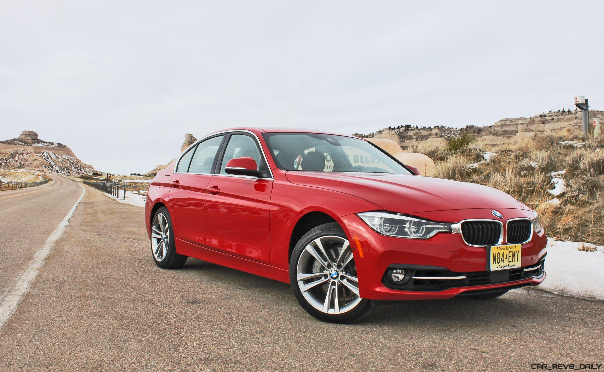 road test review 2016 bmw 340i xdrive by tim esterdahl 8. Black Bedroom Furniture Sets. Home Design Ideas