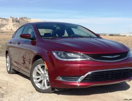 Road Test Review – 2016 Chrysler 200 Limited with Tim Esterdahl