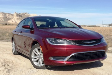 Road Test Review - 2016 Chrysler 200 Limited with Tim Esterdahl 1