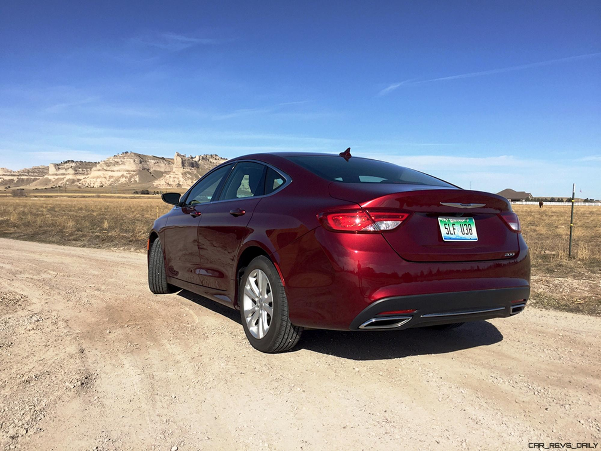 Chrysler 200 Limited >> Road Test Review - 2016 Chrysler 200 Limited with Tim ...