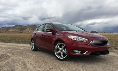 Road Test Review - 2016 Ford Focus Titanium - By Tim Esterdahl 3