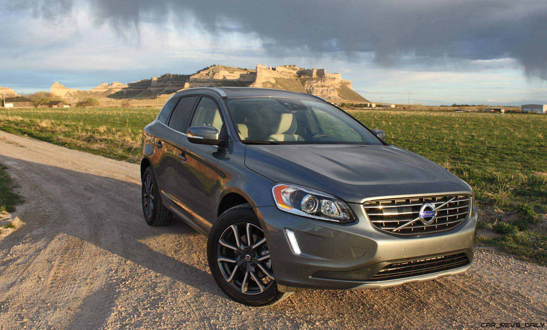 road test review 2016 volvo xc60 t6 awd by tim esterdahl. Black Bedroom Furniture Sets. Home Design Ideas