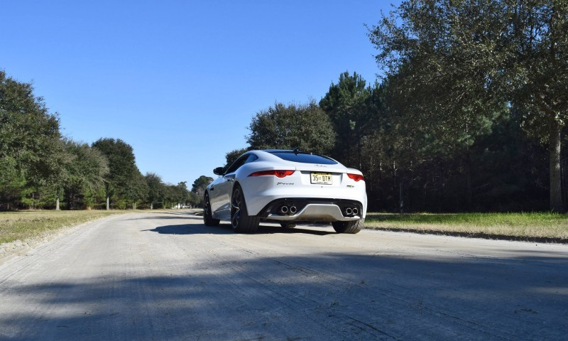 SUPERCAR of the YEAR - 2016 Jaguar F-Type R AWD Coupe 16