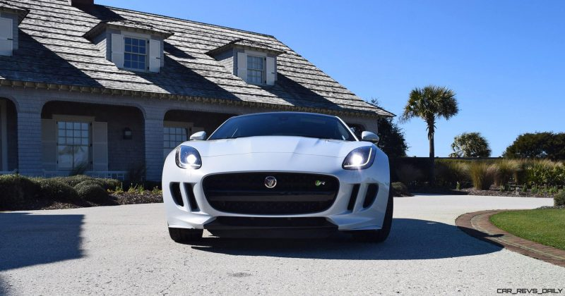 SUPERCAR of the YEAR - 2016 Jaguar F-Type R AWD Coupe 37