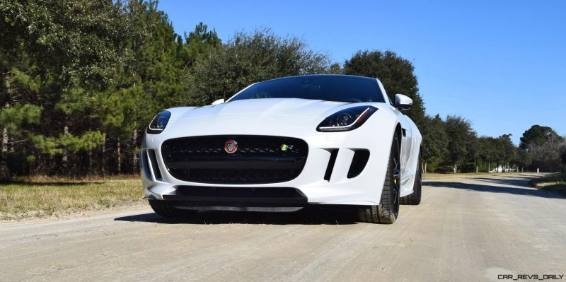 SUPERCAR of the YEAR - 2016 Jaguar F-Type R AWD Coupe 39