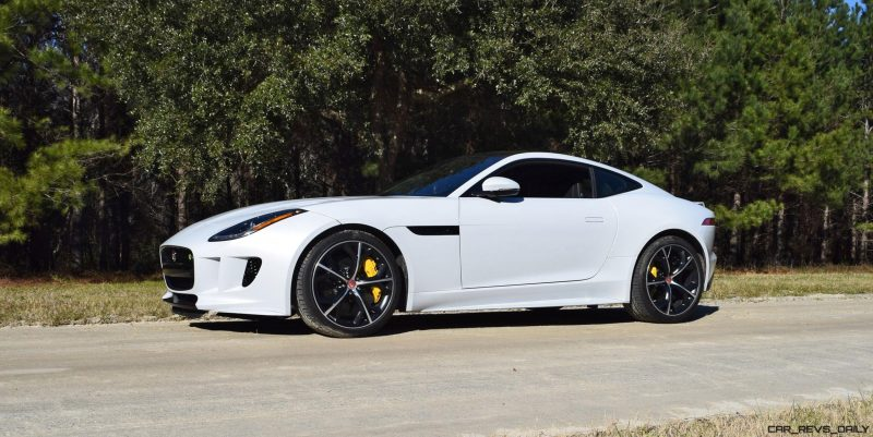 SUPERCAR of the YEAR - 2016 Jaguar F-Type R AWD Coupe 45