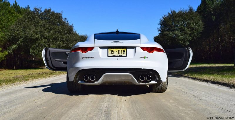 SUPERCAR of the YEAR - 2016 Jaguar F-Type R AWD Coupe 5