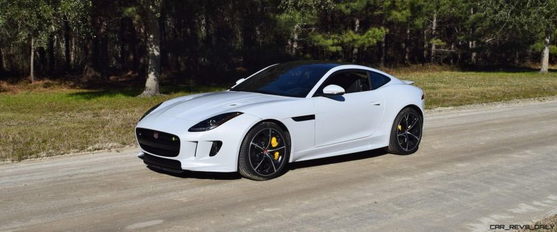 SUPERCAR of the YEAR - 2016 Jaguar F-Type R AWD Coupe 55
