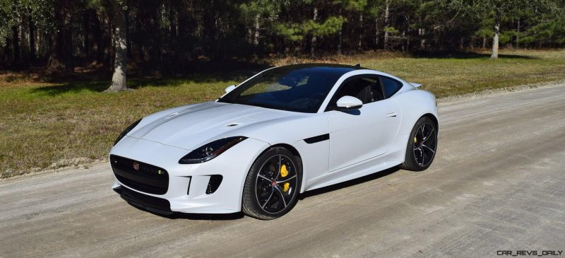 SUPERCAR of the YEAR - 2016 Jaguar F-Type R AWD Coupe 56