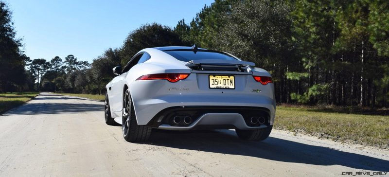 SUPERCAR of the YEAR - 2016 Jaguar F-Type R AWD Coupe 62