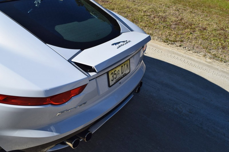 SUPERCAR of the YEAR - 2016 Jaguar F-Type R AWD Coupe 66