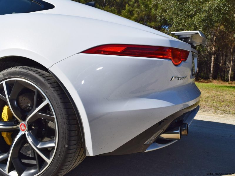 SUPERCAR of the YEAR - 2016 Jaguar F-Type R AWD Coupe 69
