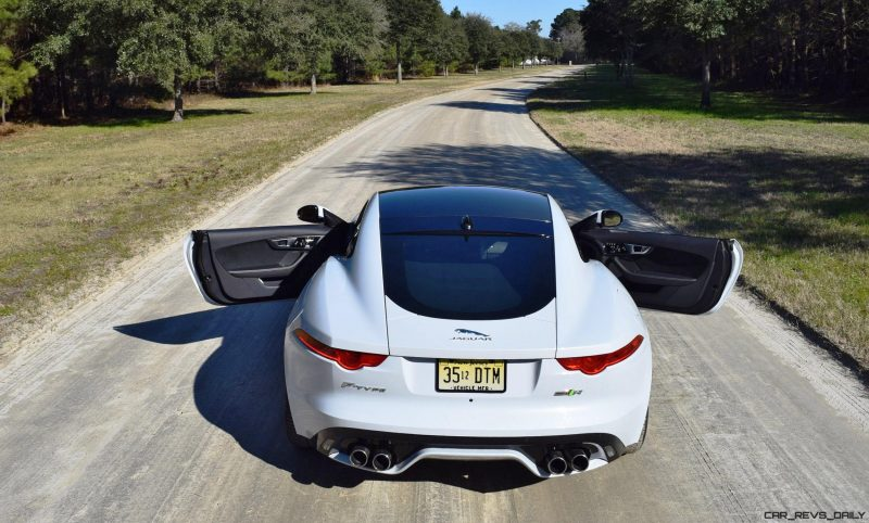 SUPERCAR of the YEAR - 2016 Jaguar F-Type R AWD Coupe 7