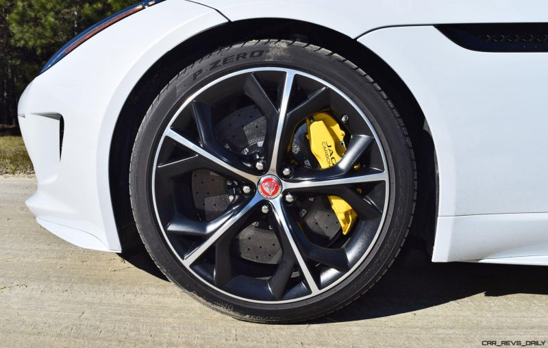 SUPERCAR of the YEAR - 2016 Jaguar F-Type R AWD Coupe 70