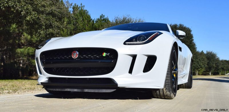 SUPERCAR of the YEAR - 2016 Jaguar F-Type R AWD Coupe 77