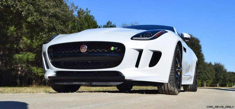 SUPERCAR of the YEAR - 2016 Jaguar F-Type R AWD Coupe 78