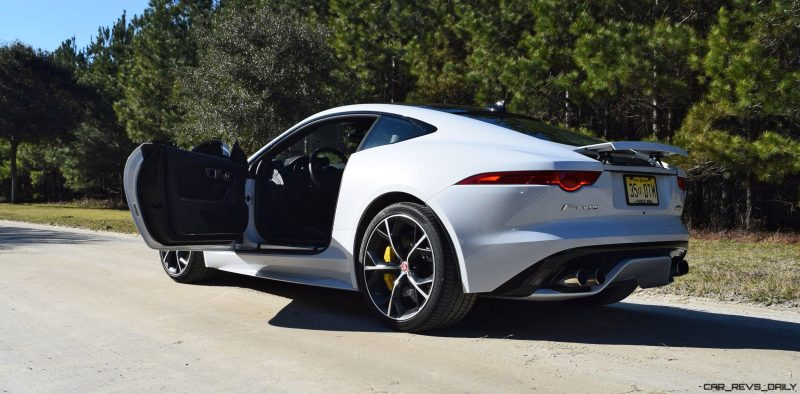 SUPERCAR of the YEAR - 2016 Jaguar F-Type R AWD Coupe 83