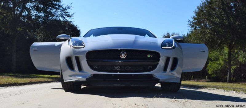 SUPERCAR of the YEAR - 2016 Jaguar F-Type R AWD Coupe 86