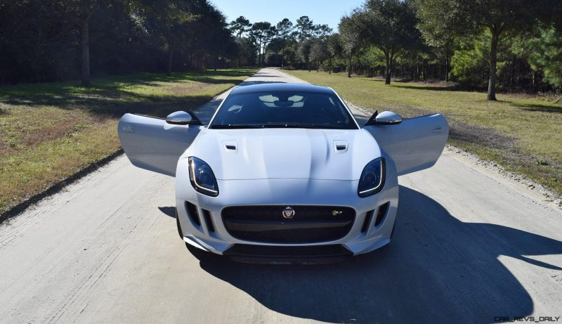 SUPERCAR of the YEAR - 2016 Jaguar F-Type R AWD Coupe 88