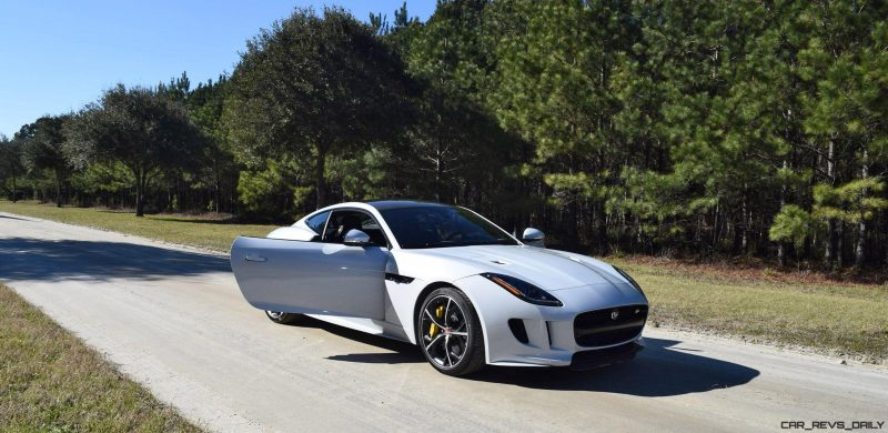 SUPERCAR of the YEAR - 2016 Jaguar F-Type R AWD Coupe 90