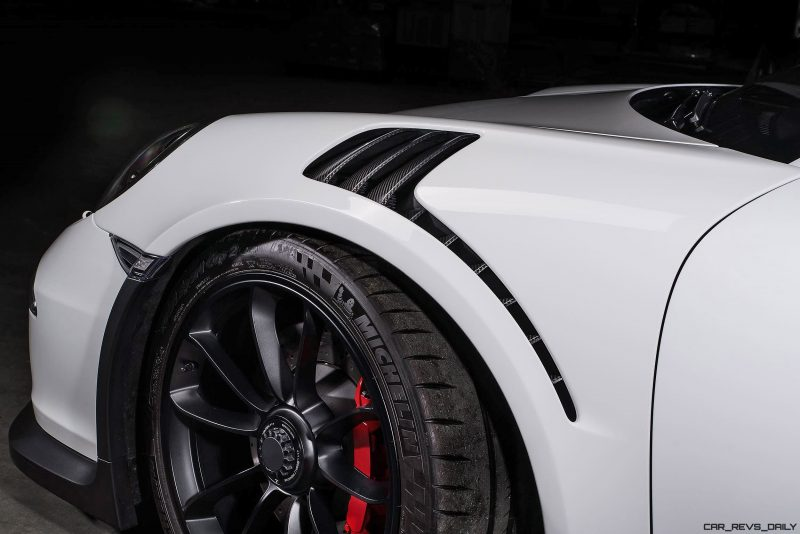 TECHART Carbon Sport Package for the 911 GT3 RS 5