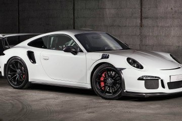 TECHART Carbon Sport Package for the 911 GT3 RS 8