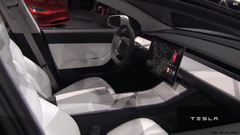 Tesla Model 3 - Launch Video Stills 19
